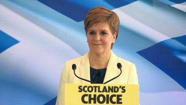 Nicola Sturgeon indyref2 independence speech on Brexit day January 31.