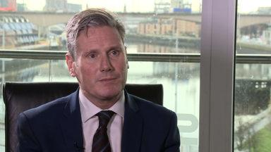 Keir Starmer Scotland Tonight interview January 28 2020.