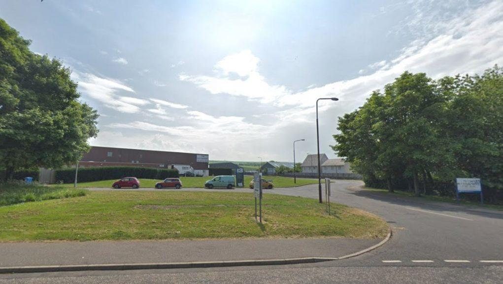 Mid Road Industrial Estate: The teenager was chased down and assaulted.