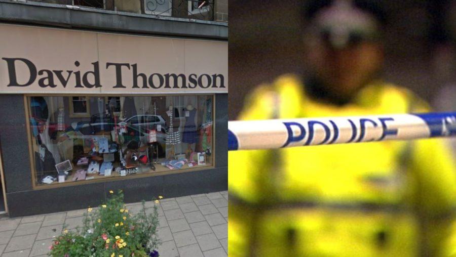 Break-in: Police investigate raid