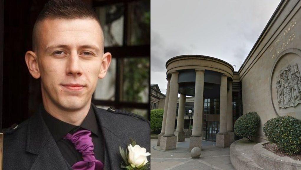 Murdered: Ryan Richardson knew his killer.