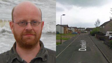 Matthew Hume, missing.