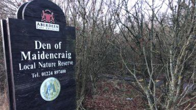 Den of Maidencraig in Skene Road, Aberdeen.