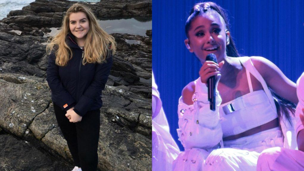 Manchester: Scots schoolgirl Eilidh MacLeod died at the Ariana Grande concert.