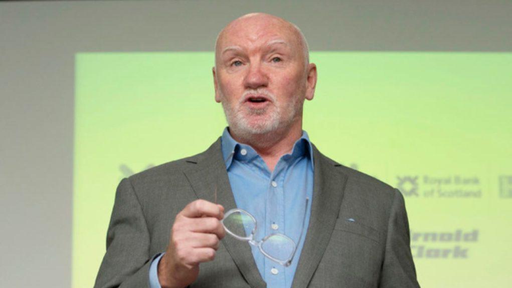 Foundation founder: Sir Tom Hunter