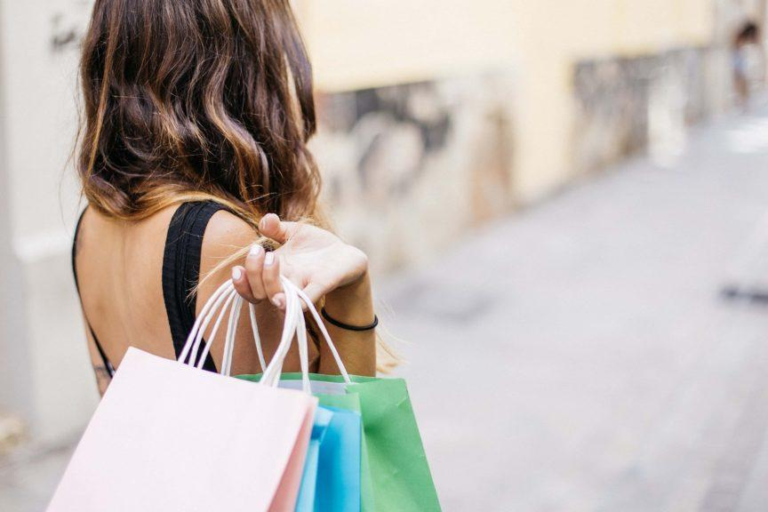 A new study found a link between shopping and social anxiety.