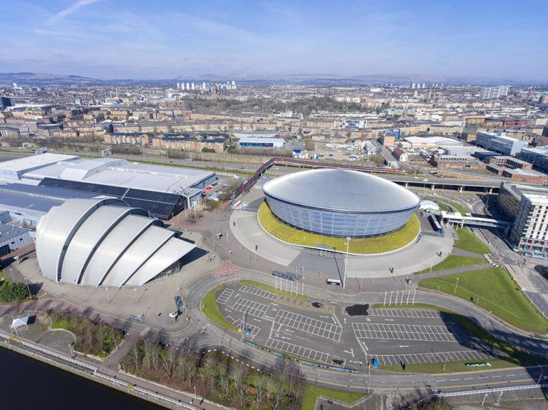 Climate change: Conference due to be held at Scottish Event Campus next year.