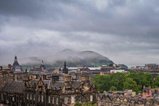 Scotland houses.