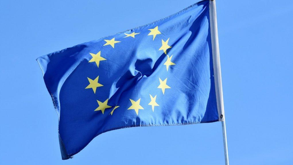 Flying the flag: Rejoining the EU could take an independent Scotland four or five years, a report has found.