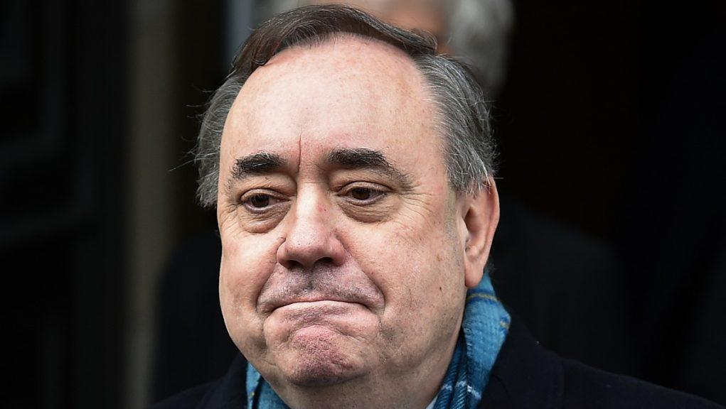 Salmond is due to appear before the committee on Wednesday.