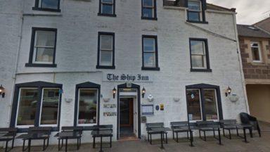 The Ship Inn, Stonehaven.