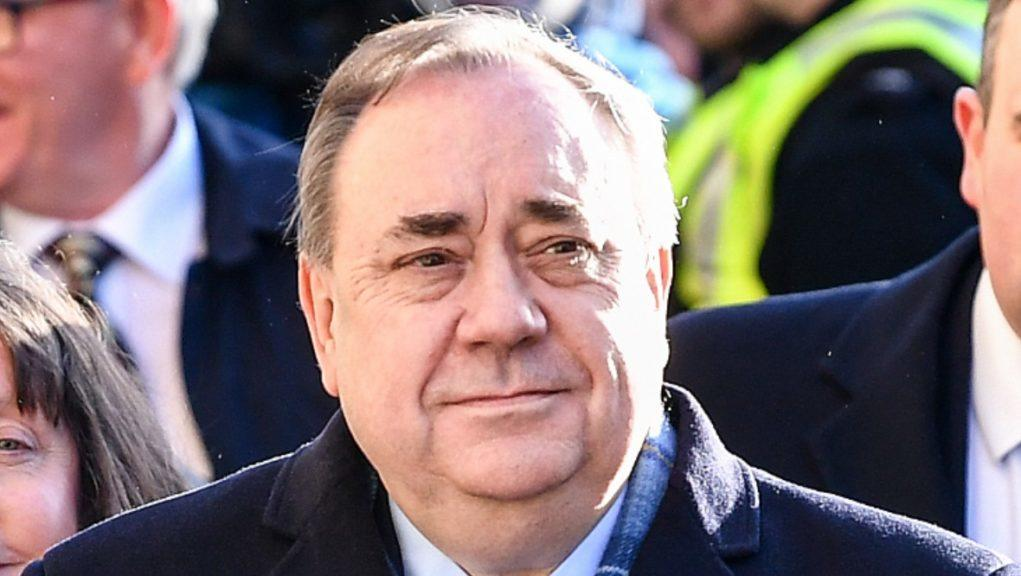 Alex Salmond: Cleared of all criminal charges in the spring.