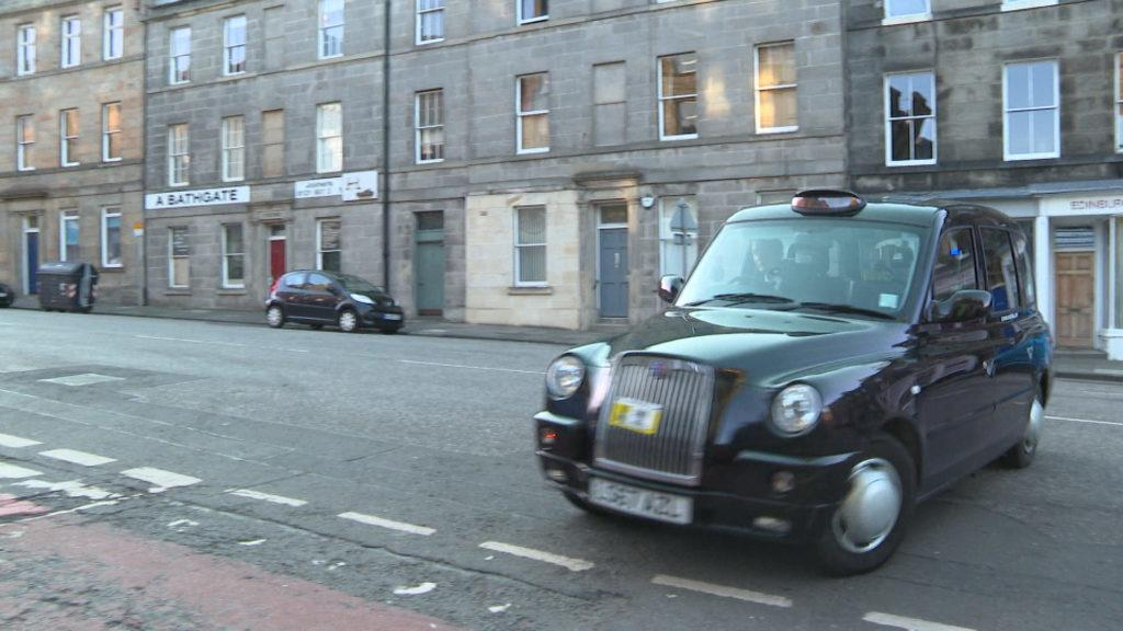 Taxis: Nicola Sturgeon urged to set out financial assistance to help drivers.