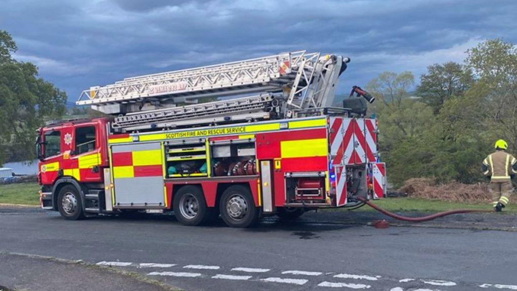 Fires: Police are appealing for information.