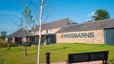 Kingsbarns Distillery.