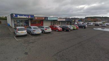 Domino's, Kilmarnock.