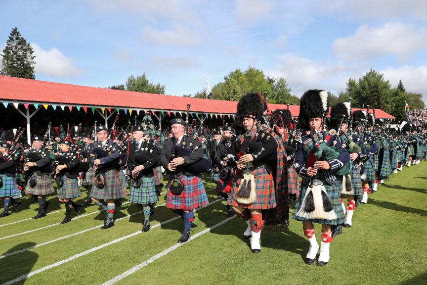 Cancelled: Braemar Gathering cancelled for second year.