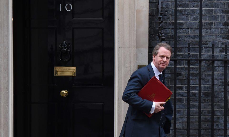 Scottish secretary: Alister Jack says four nations still coordinating.