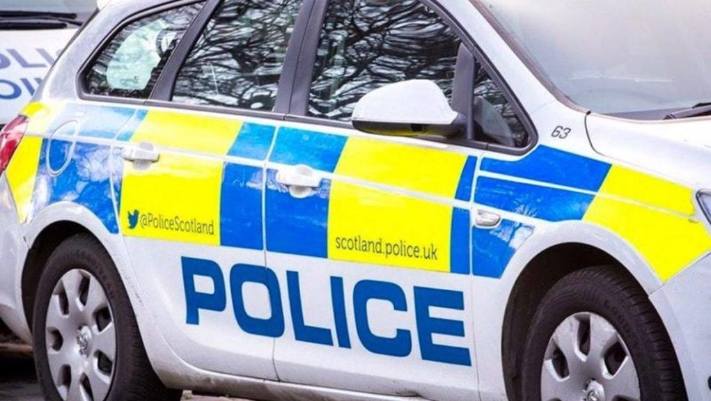 Two teenage girls have been left with serious injuries following the crash on the A90.