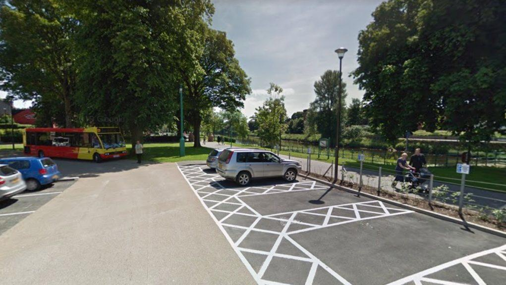 Dock Park: Police are appealing for witnesses to come forward.