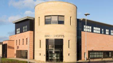HMP Shotts.