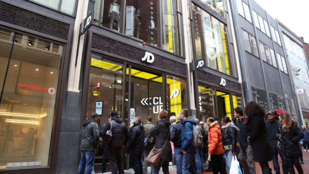 JD Sports: The firm has been blocked from buying Footasylum.