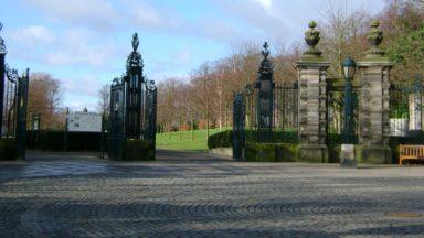 Pittencrieff Park, Dunfermline.