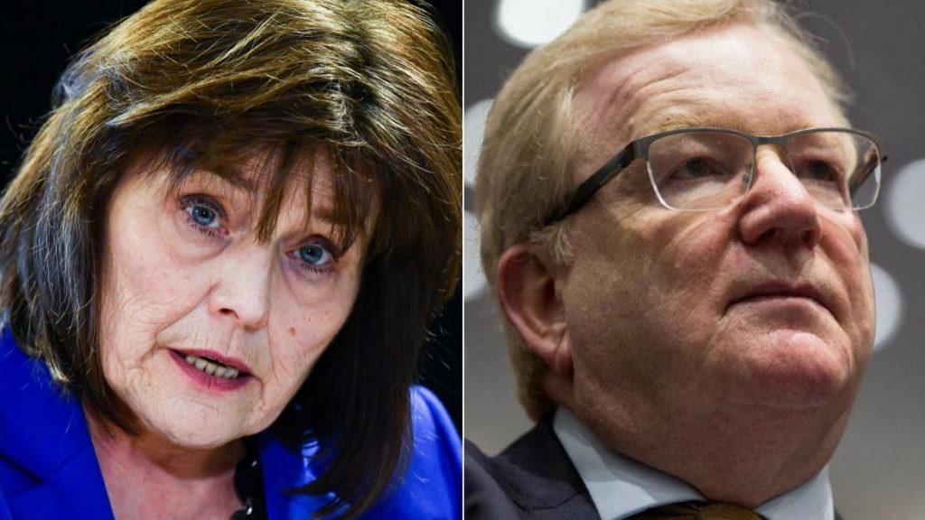 Jeane Freeman: Scottish Tory leader calls on minister to go.