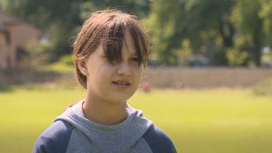 Children have been asked how lockdown has affected their lives.