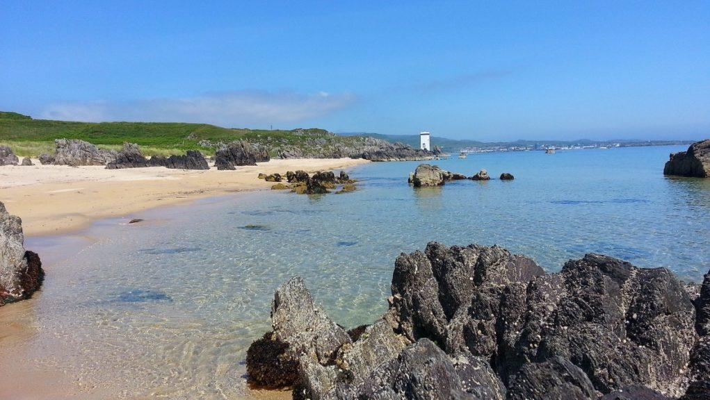 Islay: Scots are being urged to book 'staycations'.
