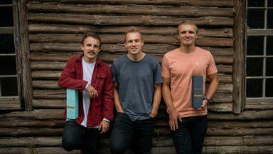 Broar, Ewan, Jamie and Lachlan MacLean.
