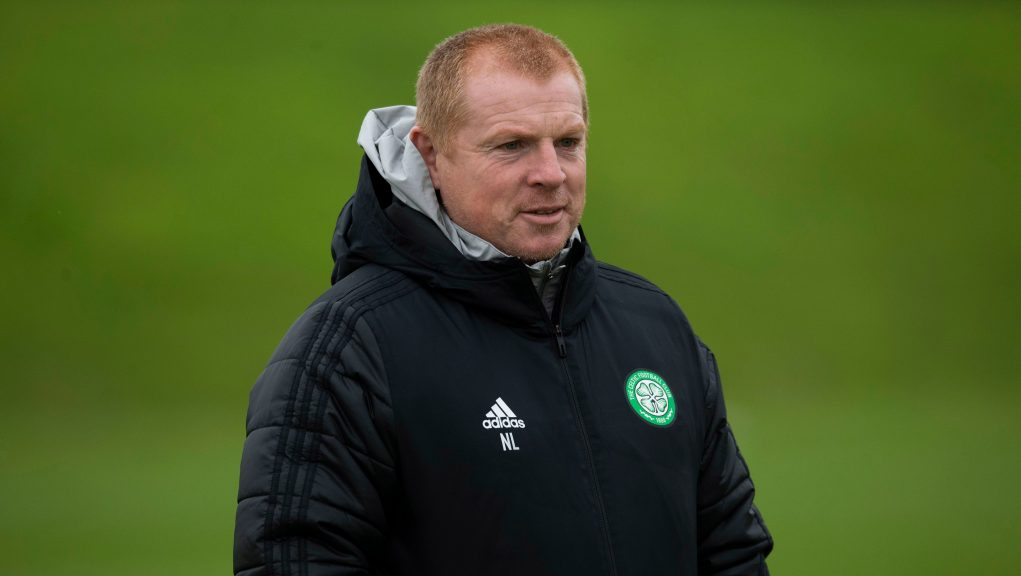 Lennon is looking ahead to his side's Champions League qualifier.