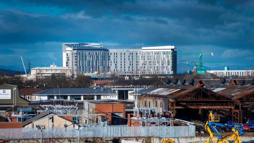 Queen Elizabeth University Hospital: The Scottish Hospitals Inquiry is under way.