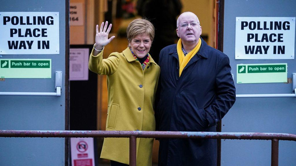 Murrell: SNP chief executive Peter Murrell has denied lying under oath.