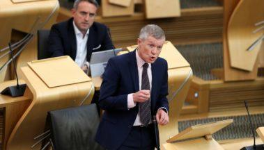 Willie Rennie Scottish Liberal Democrat leader