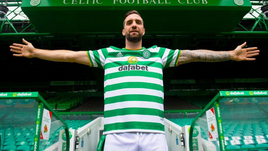 Shane Duffy signed for Celtic on loan from Brighton last summer.