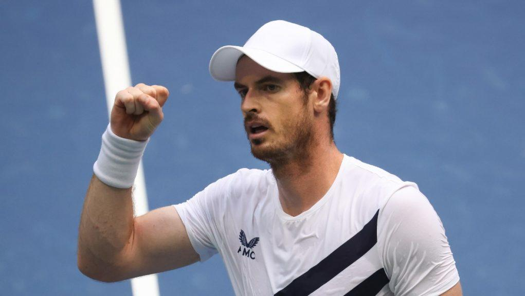 Murray entered the tournament after missing the Australian Open.