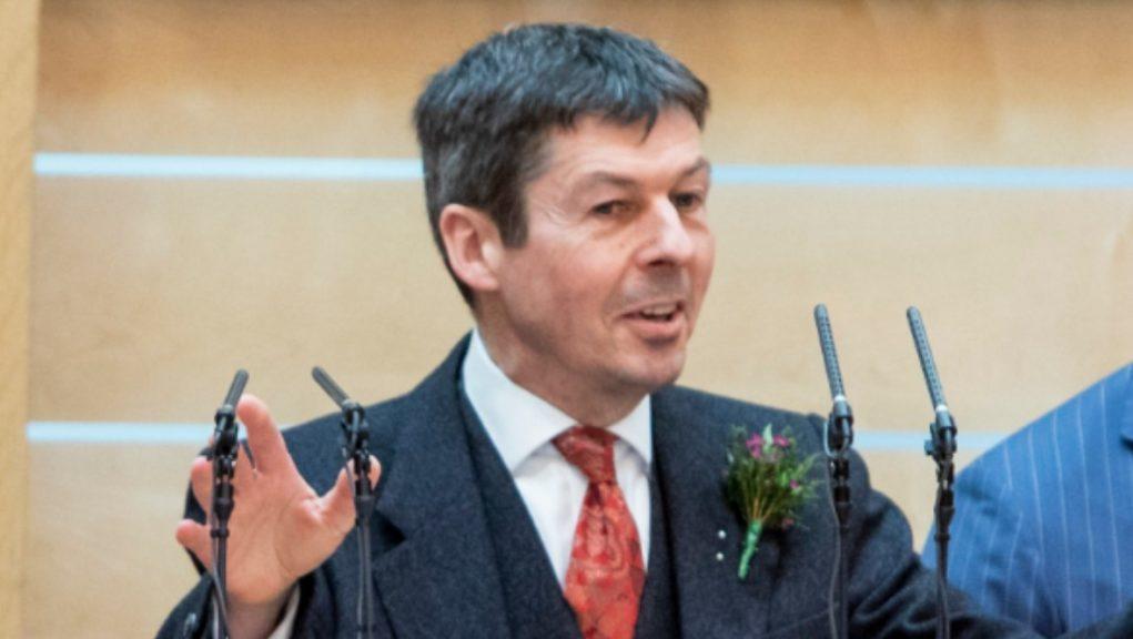 Holyrood's Presiding Officer Ken Macintosh.