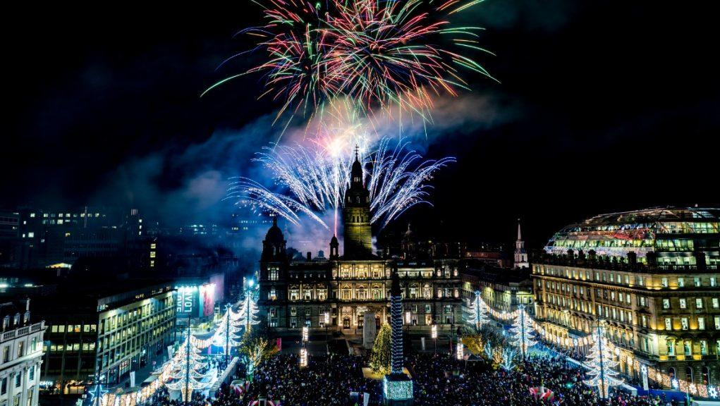 Glasgow's fireworks display has been cancelled.
