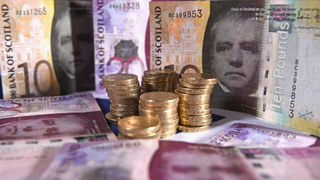 STUC report highlighted wealth disparity in Scotland.