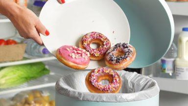 Doughnuts, unhealthy food, donuts.