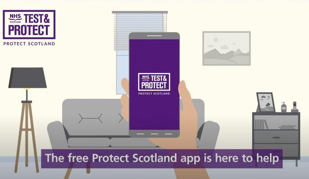 Protect Scotland: New bluetooth app goes live.