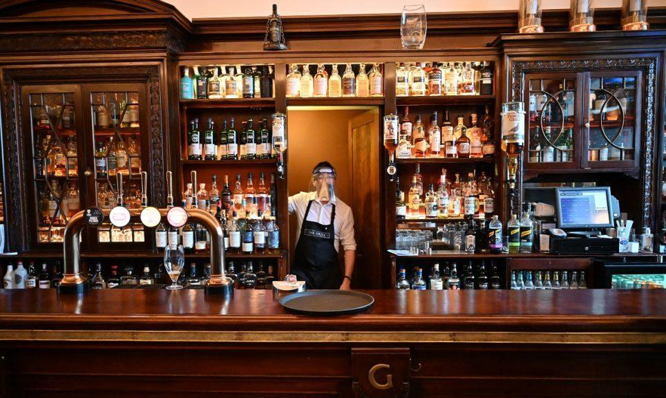 Industry bosses: Coronavirus closures have had a 'profound impact' on Scottish hospitality businesses.