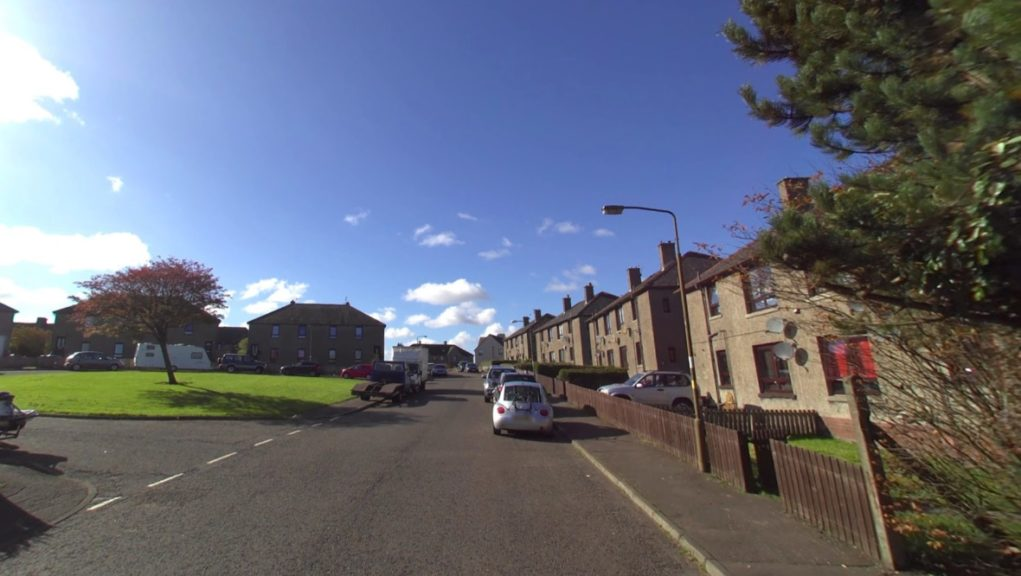 Brown Street: The work will take round ten months to complete.