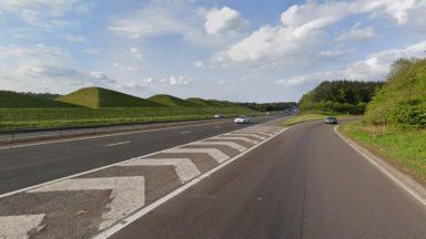 M8 West Lothian.