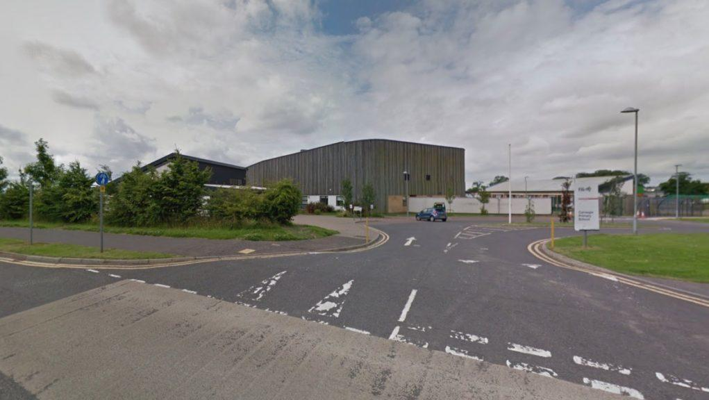 Dunfermline: Carnegie Primary School has been closed until the start of the new term after the October break.