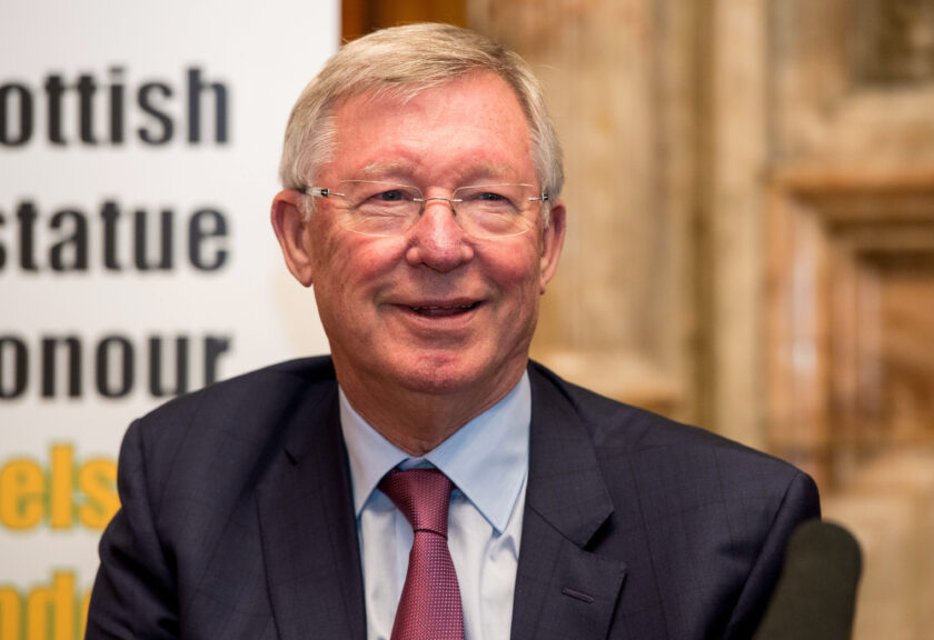 A film about Sir Alex Ferguson is premiering at the Glasgow Film Festival this year