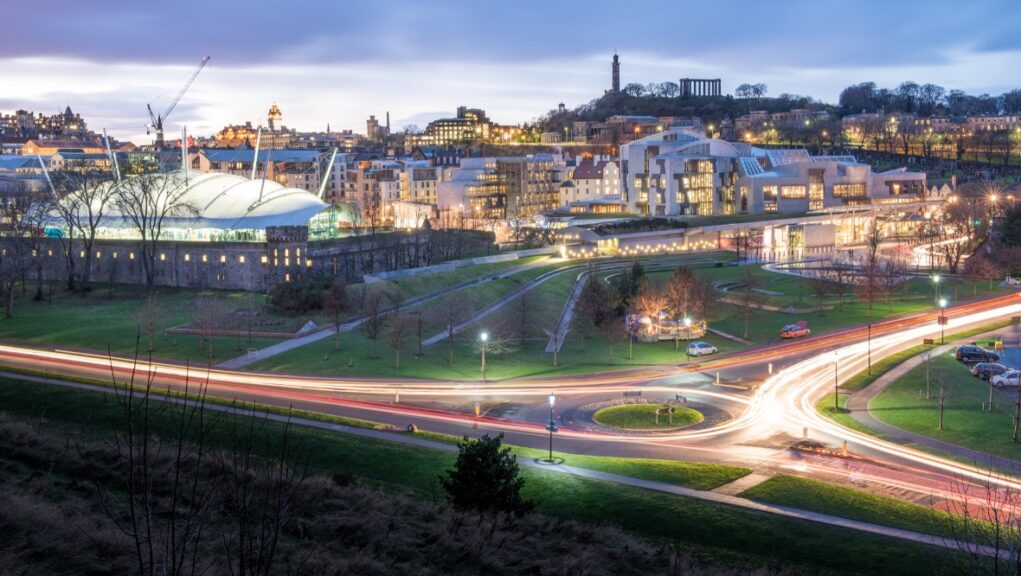Holyrood: Presiding officer says working remotely should continue after pandemic.