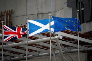 Scotland, Brexit Europe