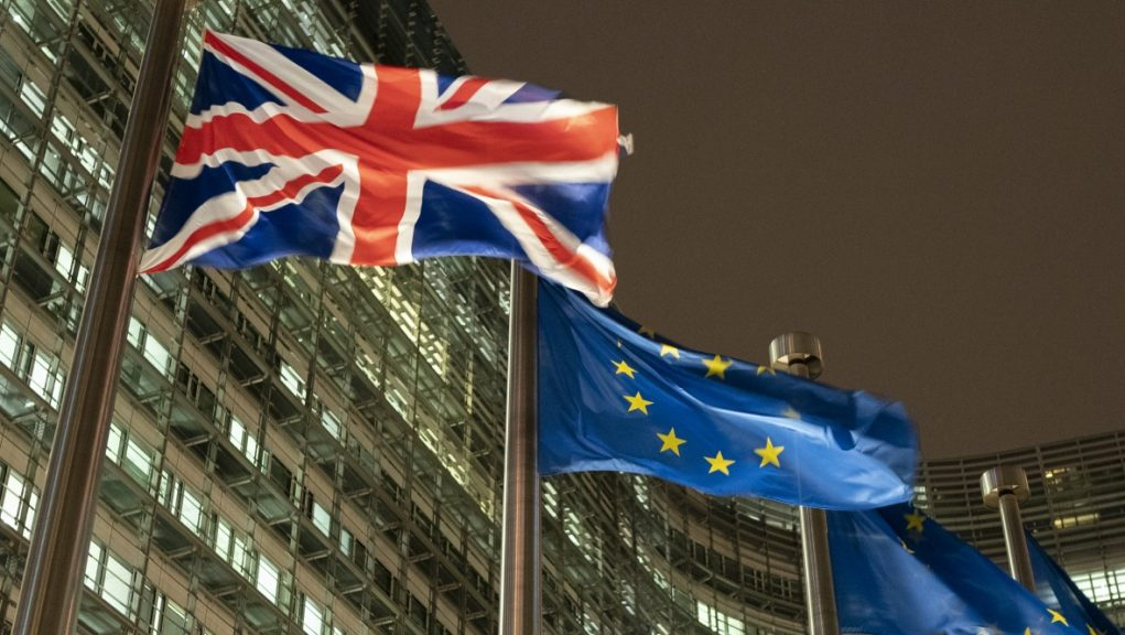 The Brexit transition period ended on 31 December.